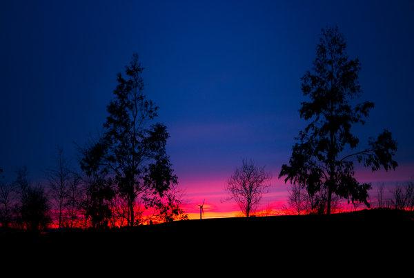 Willington sunset 3