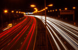 Light Trails by Natalie Burrows