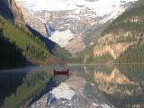 Red Canoe Lake Louise