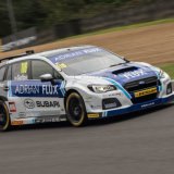2017 BTCC Champion Ashley Sutton in Subaru Levorg (Adrian Flux Subaru Racing)