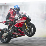Honda CBR1000RR (ridden by Jenny Tinmouth)