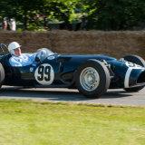 Stirling Moss - Ferguson P99