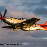 """North American P51 Mustang """"Tall in the Saddle"""""""