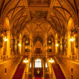 29 Steps Inside the Hungarian Parliament building