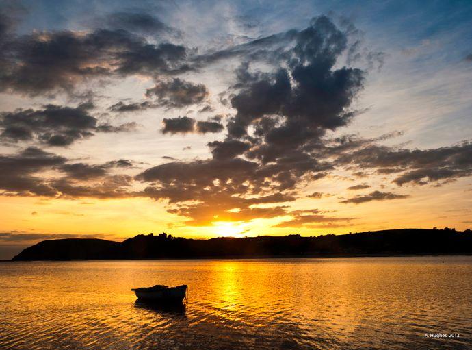 Sunset Drifter
