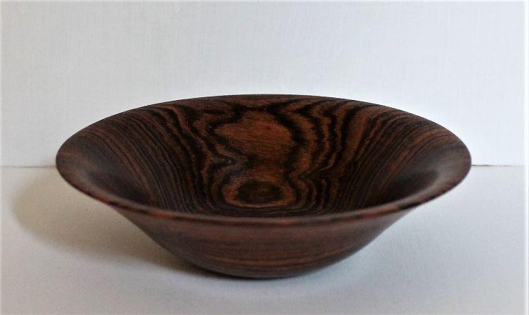 160729 Bocote Bowl SOLD