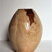 161001 Ash vase