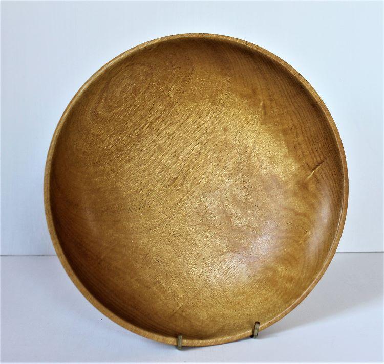 161117 Yellowheart platter