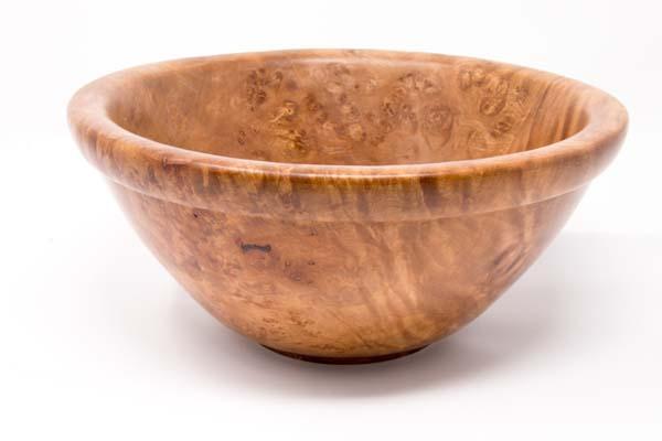170718 Tasmanian Myrtle Burr Bowl