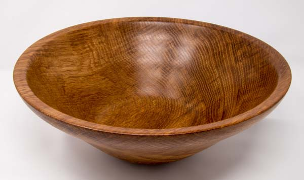 170908 Brown Oak bowl