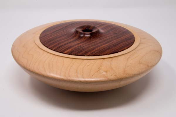 180119 Sycamore and Bubinga enclosed pot
