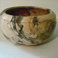Spalted Beech Bowl SOLD