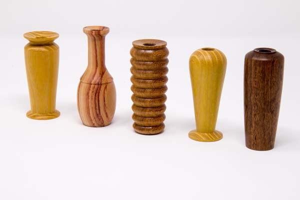 Selection of Bud Vases 3