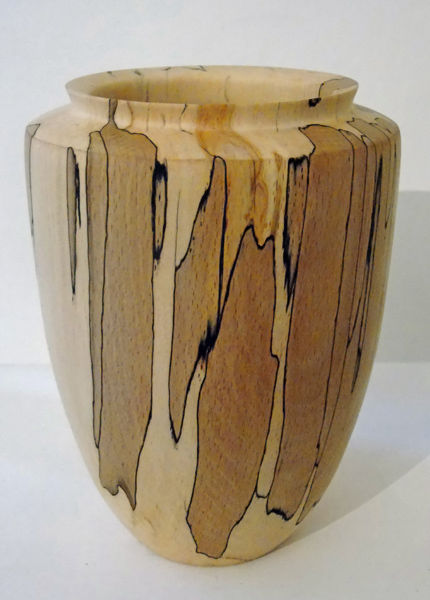 Spalted Beech Vase SOLD