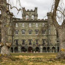 Taymouth Castle Front