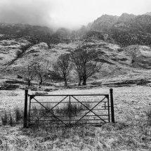 Gateway to Aonach Eagach