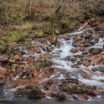 Glen Nevis Waterfall