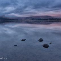 Loch Tulla Sunrise