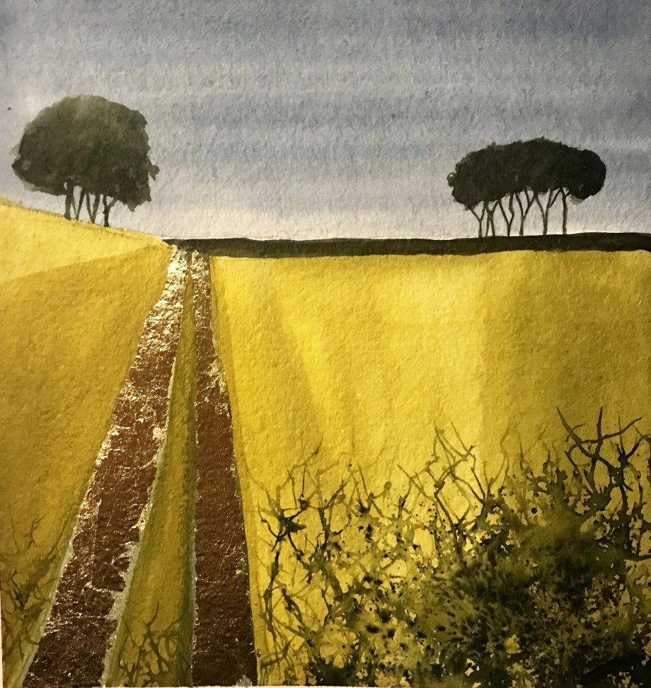 Across the Top Field SOLD