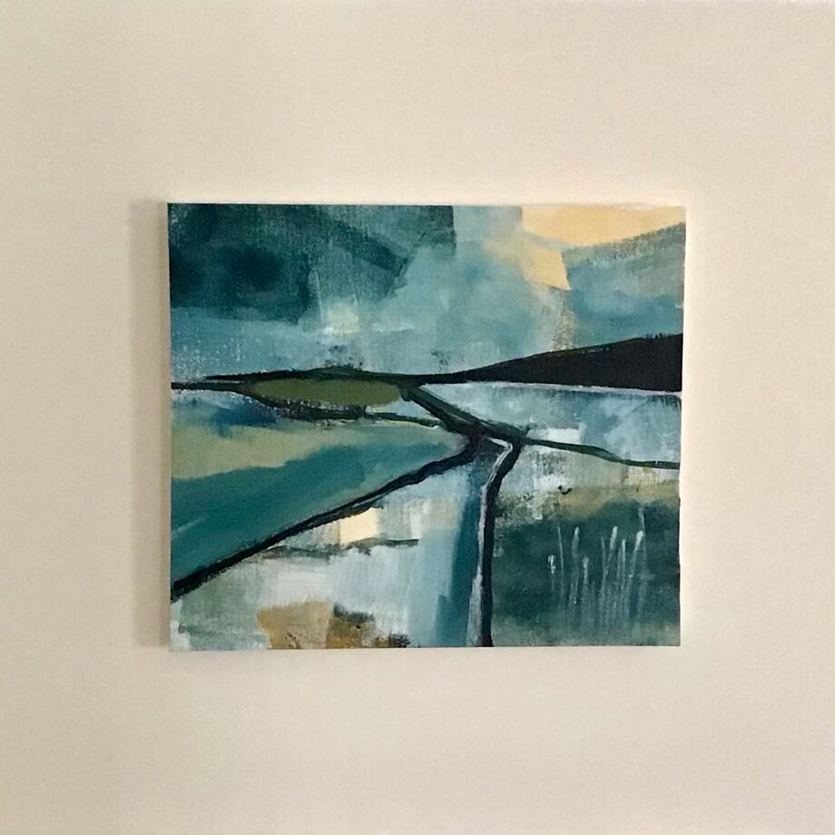 West Penwith Abstracted SOLD