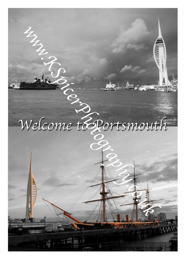 Portsmouth Postcard 04