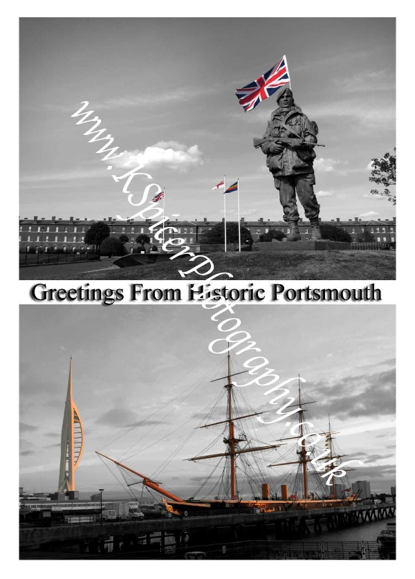 Portsmouth Postcard 05