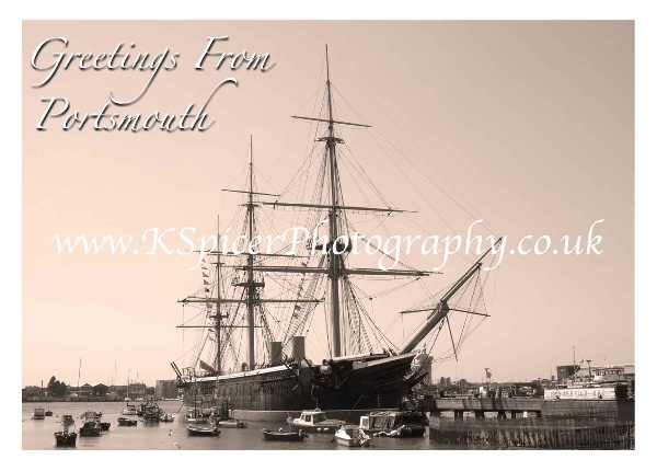Portsmouth Postcard 09