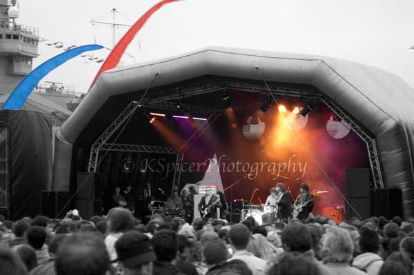 lightning seeds Colour & B&W