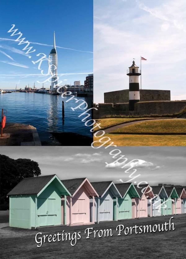 Portsmouth Postcard 03