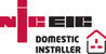 NICEIC Registed Domestic Installer