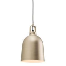 campana SY61308 E27 pendant light - matt nickel
