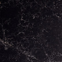 caesarstone vanilla noir quartz 20mm & 30mm - polished and honed finishes