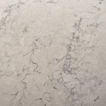 caesarstone noble grey quartz - 20mm & 30mm - polished finish