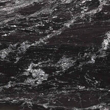 sensa black beauty granite by cosentino 30mm caresse finish