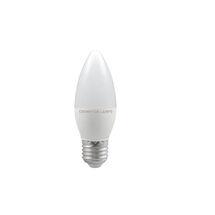 E27 LED Candle Lamp - SY7619/2700K or