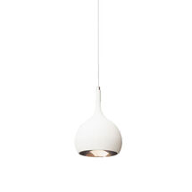 parma white cob led pendanct light by sycamore led lighting at kitchens insynk ltd