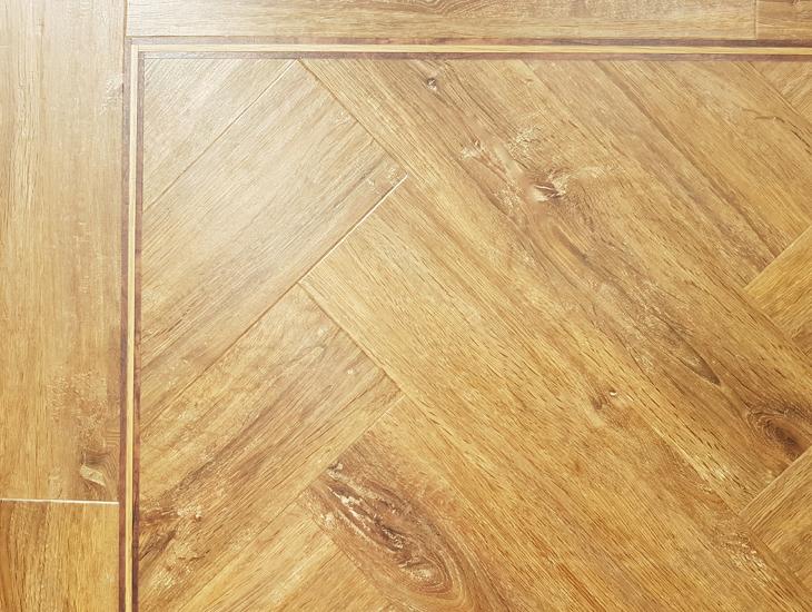 Herringbone Oak - 115 x 457mm