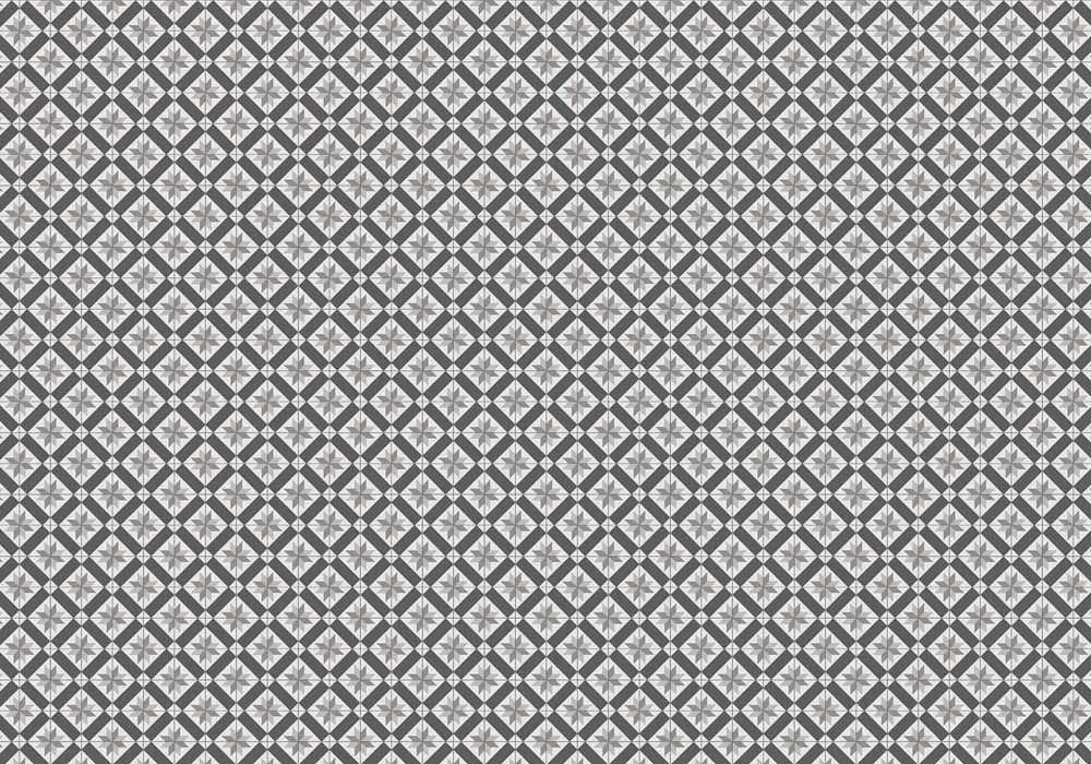 Vista Splashback - Kaleidoscope Charcoal Grey - Gloss finish Acrylic