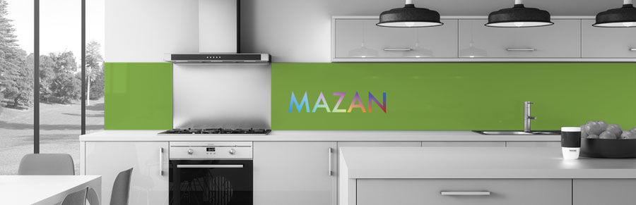 Click here for Mazan Acrylic Glass Splashbacks