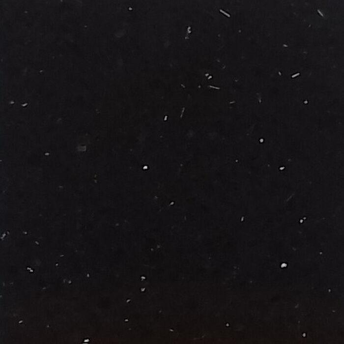 silestone stellar negro quartz by cosentino at kitchens insynk ltd solihull