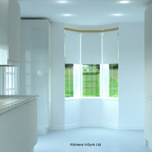 remo doors in white matte kitchens insynk ltd kitchens solihull