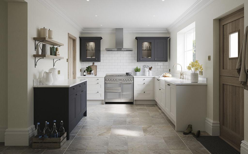 Belsay kitchen doors kitchens insynk ltd solihull