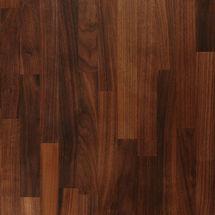 black american walnut standard wooden worktops by kitchens insynk ltd