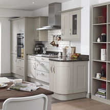 Broadoak Stone kitchen doors Kitchens InSynk Ltd Solihull West Midlands