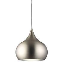 brosnan led pendant light - matt nickel - sy61296