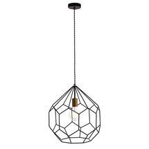 deco E27 pendant light - sy76686 by sycamore led lighting