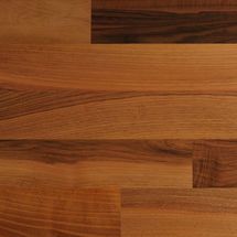 Walnut Delux 90mm Stave - 40mm worktops at Kitchens InSynk ltd
