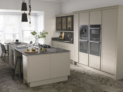 Ellerton in Stone from Kitchens InSynk Ltd