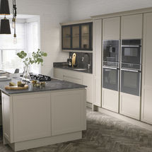 Ellerton Stone kitchen doors by kitchens insynk ltd solihull
