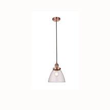 Hanson E27 pendant light copper fitting only  SY76332
